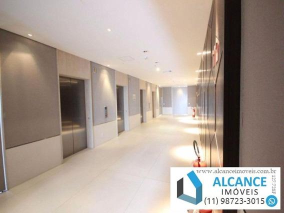 Edifício Cidade Jardim Capital Building - Conjunto Comercial Para Locação 110 M² 4 Vagas - Alcance Imóveis - Sa00003 - 34188091