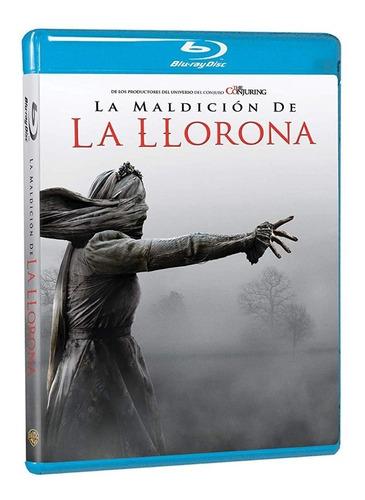 Imagen 1 de 2 de La Maldicion De La Llorona 2019 Pelicula Blu-ray