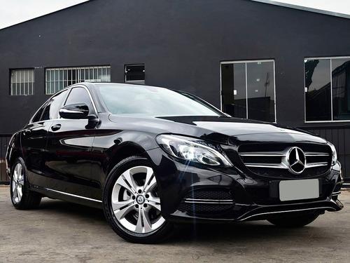 Mercedes C180 2015 1.6 Avantgarde=c 180 C200 Bmw 120 Audi A4