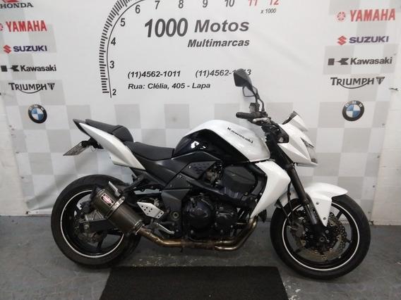 Kawasaki Z 750 2010 Otimo Estado Aceito Moto