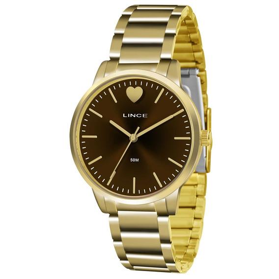 Relógio Lince Analógico Feminino Lrg611l N1kx