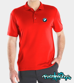 Playera Premium Tipo Polo Dryfit Envio Gratis!! Bmw
