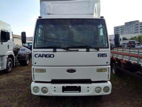 Ford Cargo 815 Ano 2003 Utilitários Caranga