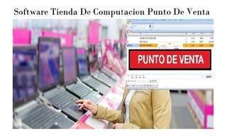 Software Tienda De Computacion Punto De Venta