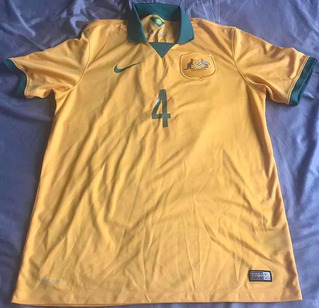 Jersey Australia Local 2014 Tim Cahill 4