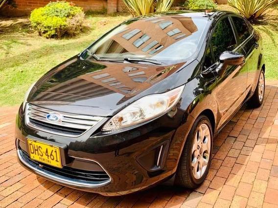 Ford Fiesta Se Automático