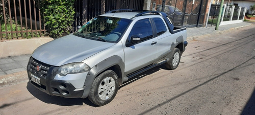 Fiat Strada 1.6 Adventure Ce C/alarma 2011