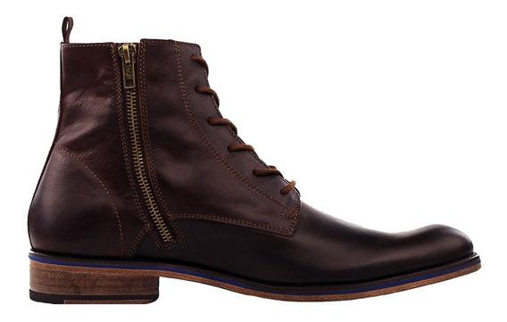 Zapatos Hombre Estilo Botin Casual Comodo P219842 Paruno