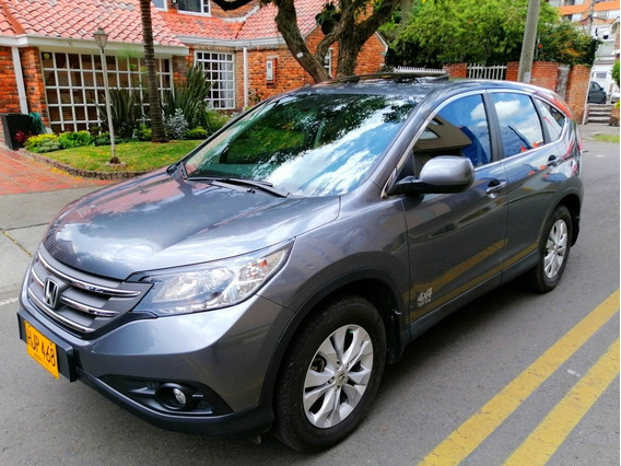 Crv Ex At 2,4l Sun Roof 4x4