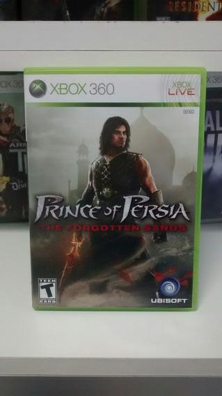 Jogo Do Xbox 360: Prince Of Persia - The Forgotten Sands.