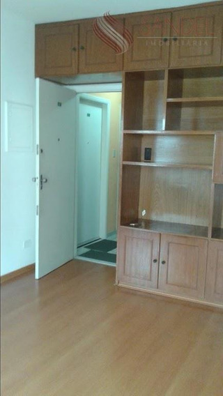 Ótimo Apto Com 59m², 1 Dorm, 1 Banheiro, Cozinha E Área De Serviço (j) - Ap0516
