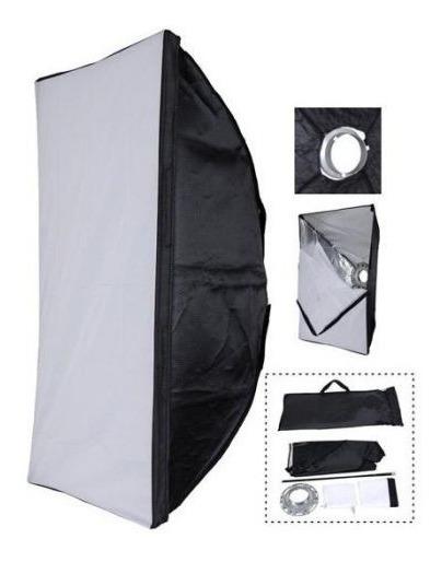 Softbox Godox 60x90cm Para Flash Tocha O Original Nfe