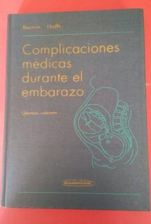 Complicaciones Médicas Durante El Embarazo, Burrow, 2001