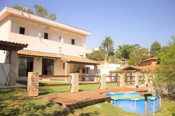 Casa Com 4 Dormitórios À Venda, 202 M² Por R$ 750.000 - Granja Caiapiá - Cotia/sp - Ca1543