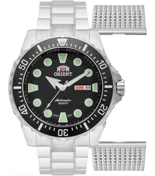 Relógio Orient Diver Netuno Automático 469ss073 P1sx C/ Nfe