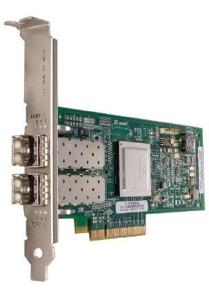 Placa Qlogic Qle2562 Dual-port Pcie 8gbps Fibre Channel