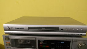 Dvd Player Gradiente Gbd-120 (cd Dvd Mp3)