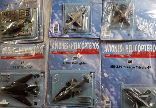 Imagen 1 de 11 de Segunda Guerra Mundial Aviones De Escalas. Nuevos.