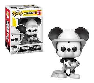 Funko Pop Figura Mickey Bombero 427 Disney Mickey