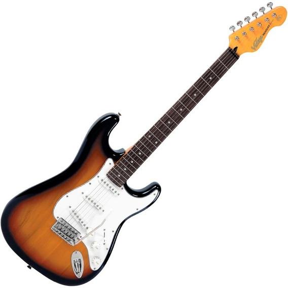 Guitarra Vintage Stratocaster V6 Sunset Sunburst Reissued