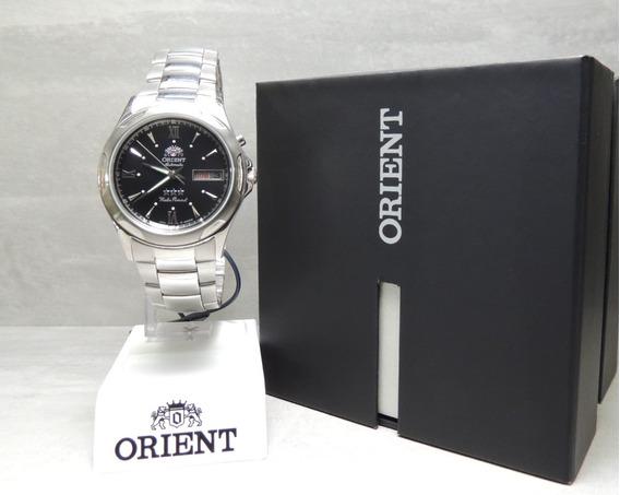 Relógio Orient Automatico Unissex- Mod: 469ss006 P3sx - Nf
