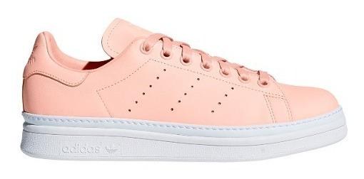 Zapatillas adidas Stan Smith New Bold Coral De Mujer