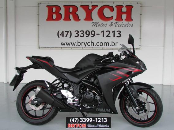 Yamaha Yzf-r3 Yzf R3 321 Abs 1.734km 2018 R$22.700,00.