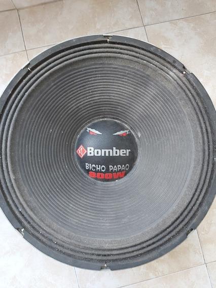 Subwoofer, Bomber Bicho Papao 18 Pulgadas . 800 Rms.