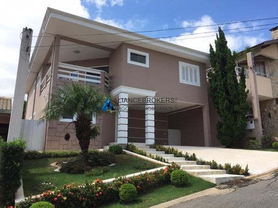 Linda Casa Sobrado Em Condomínio Fechado Quinta Da Malota Ii Venda Ou Locação. - Ca01193 - 33726311