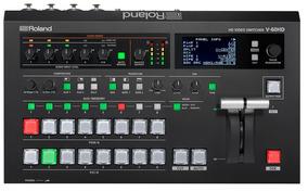 Mixer De Video Roland V 60 Hd Switcher Multi Format Hd V60