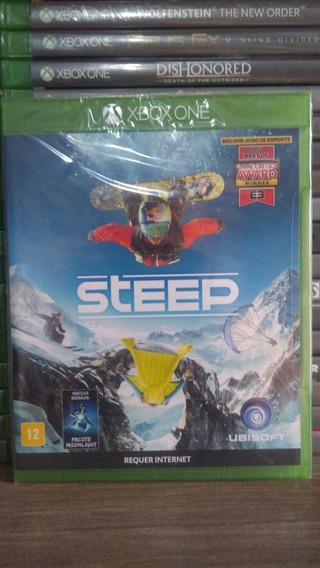 Steep Mídia Física Lacrado Xbox One