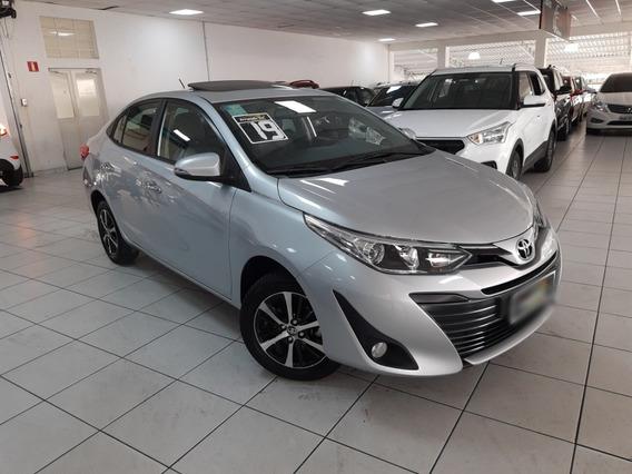 Toyota Yaris 1.5 Xls 16v Cvt 5p 2019