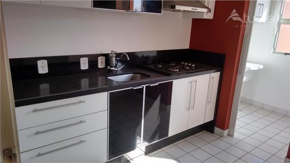 Apartamento Com 3 Dormitórios Para Alugar, 72 M² Por R$ 1.400,00/mês - Residencial Villa Flora - Sumaré/sp - Ap0763