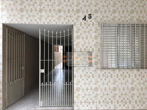 Grande Oportunidade Vila Leopoldina - Ca0761