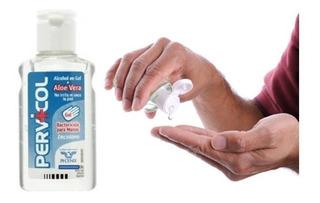Alcohol En Gel Pervicol Neutro 100ml Pack X 5