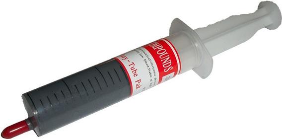 Pasta Termica Cinza Silicone Com 30g - Zp-360