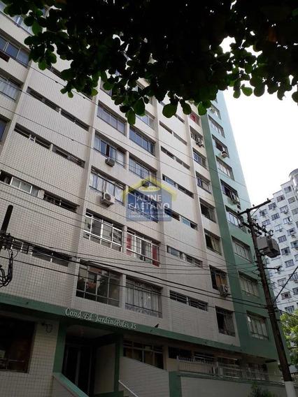 Kitnet Com 1 Dorm, José Menino, Santos - R$ 180 Mil, Cod: Mg1164 - Vmg1164