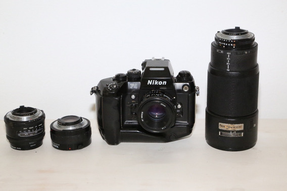 Câmera Fotográfica Nikon F4