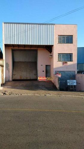 Galpão Industrial - Jardim Galetto - Ga0282