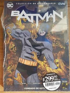 Coleccion 80 Años Batman - Condado Gothan - N9 - La Nacion