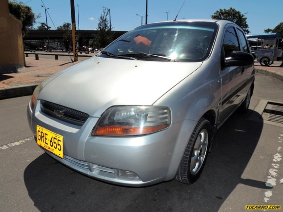 Chevrolet Aveo Gt Five 1.600 Aa Mt
