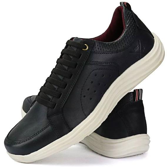 Tenis Masculino Metropolis Couro Ny Shoes