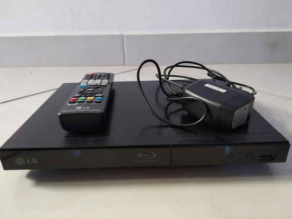 Blu-ray Player E Dvd Player LG Bp126