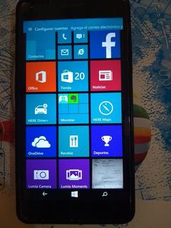 Celular Windows 640 Lte