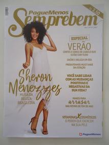 Revista Pague Menos Sempre Bem #27 Sheron Menezzes