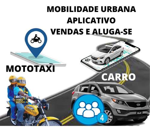 Imagem 1 de 1 de Aplicativo Mobilidade Urbana.