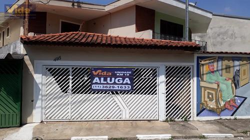 Casa Sobrado A Venda  Em Quitaúna  -  Osasco - 35757