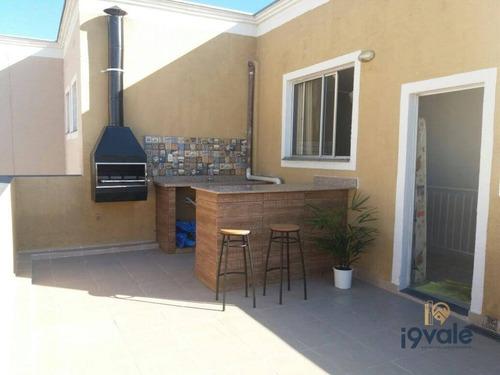 Cobertura Duplex 97m 2 Dormitórios Villa Branca - Ad0006