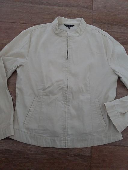 Jaqueta Viscose Primavera Bomber Feminina Zara Basics 40/42