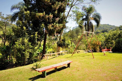 Chácara Rural À Venda, Bosque Imperial, Piedade. - Ch0031